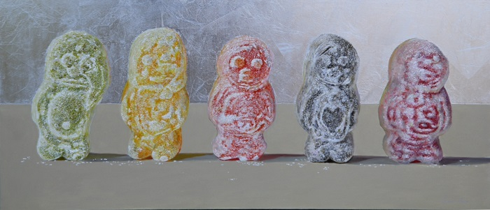Jelly Baby Lineup